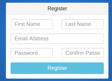 Bootstrap Login Template Download