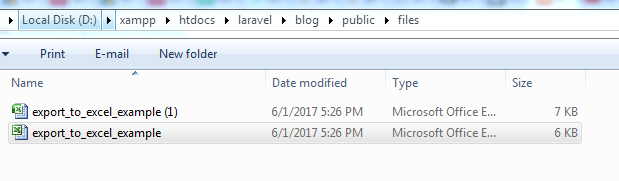 Laravel Import Data from CSV to Table | Import And Display